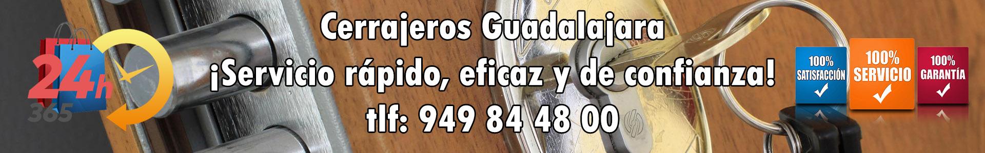 tus cerrajeros Guadalajara 24 horas